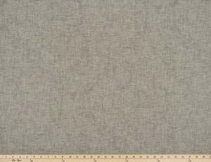 Photo of Dark Beige Tan Textured Solid Printed Fabric