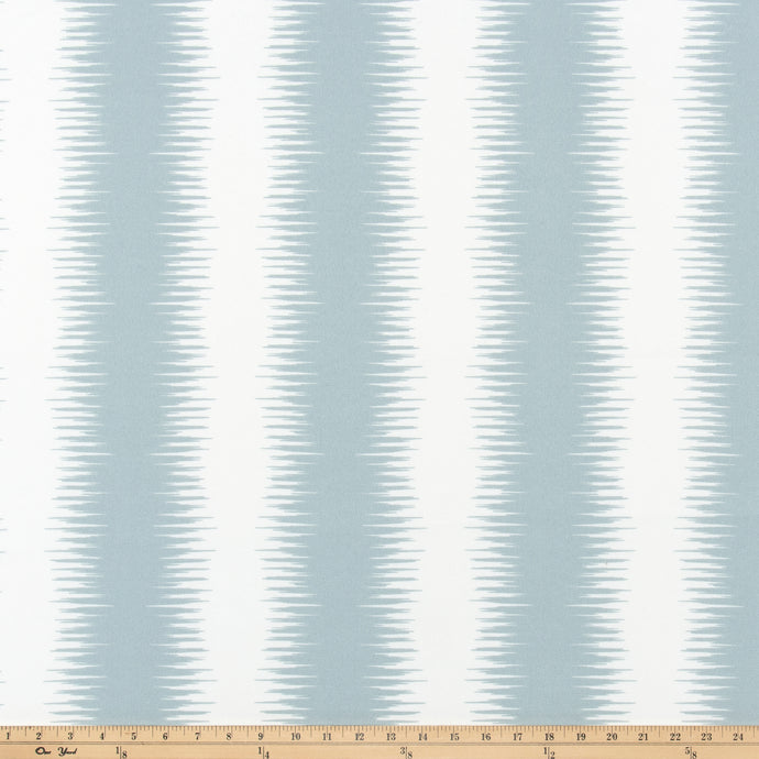 Outdoor Fabric - Jiri Belmont Blue By Premier Prints
