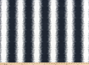 Outdoor Fabric - Jiri Passport Navy By Premier Prints