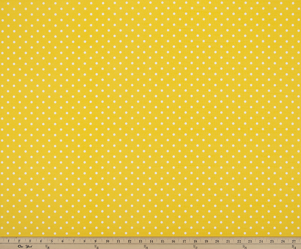 Outdoor Fabric - Mini Dot Pineapple