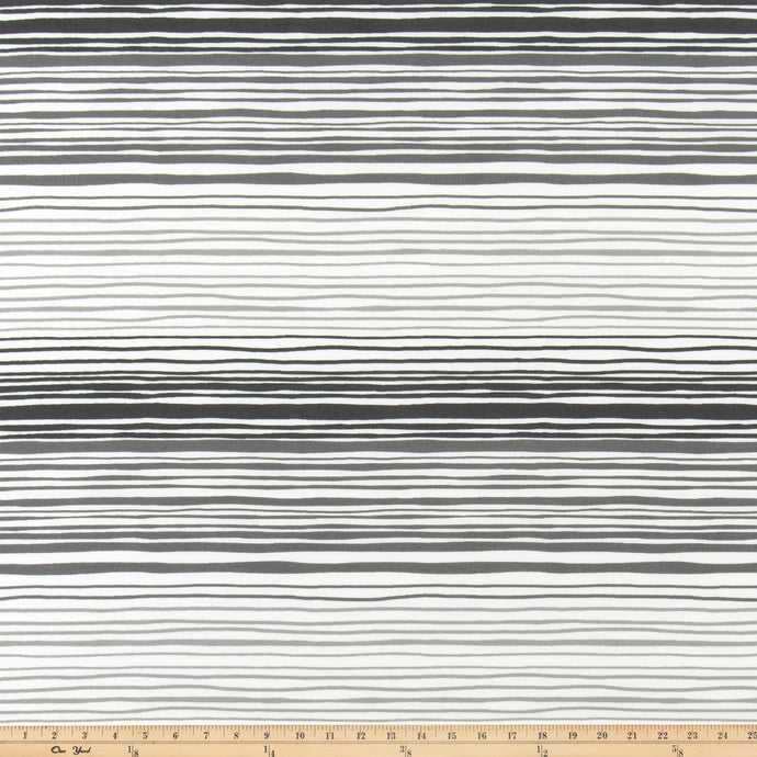 Outdoor Fabric - Ombre Falcon Grey By Premier Prints