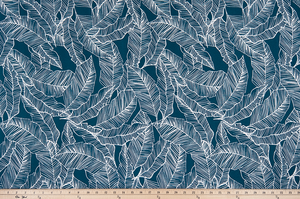Outdoor Fabric - Pacific Zaffre Polyester