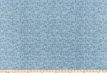 Outdoor Fabric - Palette Slate Blue Fabric By Premier Prints