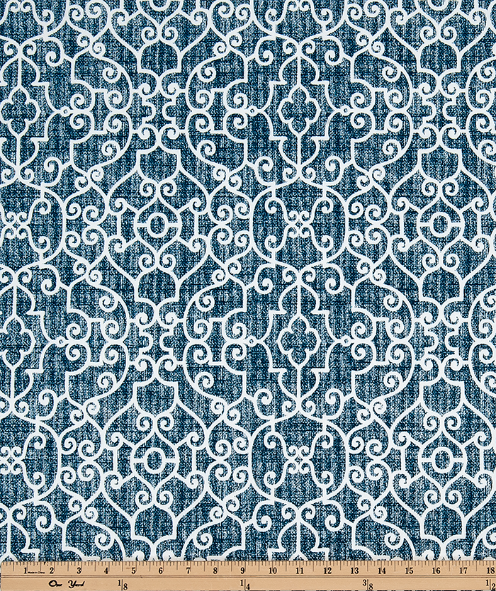 Outdoor Fabric - Ramey Oxford Fabric By Premier Prints