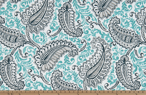 Outdoor Fabric - Shannon Oxford Ocean