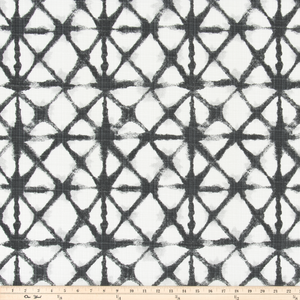 Outdoor Fabric - Shibori Net Matte Luxe Polyester Fabric By Premier Prints