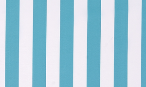 Outdoor Fabric - Stripe Ocean