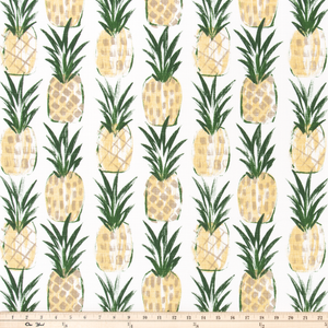 Outdoor Fabric - Tropic Herb Luxe Polyester
