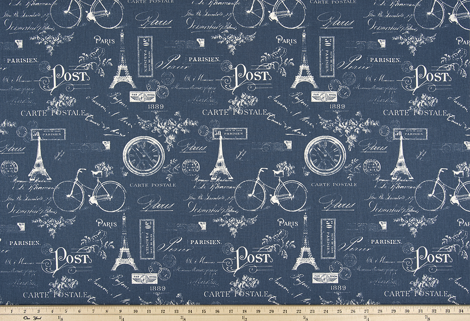Paris Premier Navy Twill