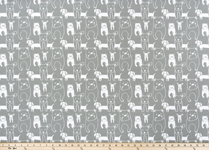 Pedigree Storm Fabric By Premier Prints