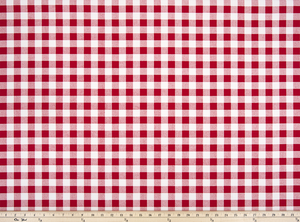 Plaid Lipstick Fabric By Premier Prints