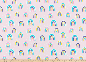 Rainbow Bella Fabric By Premier Prints