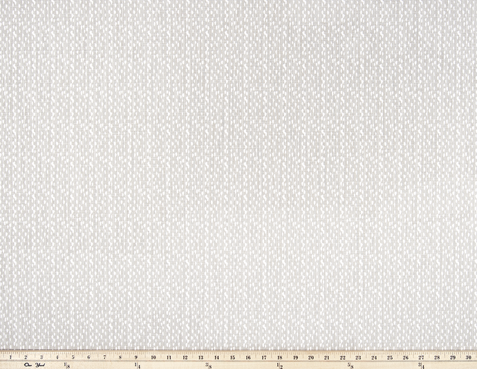 Riverbed French Grey Slub Canvas Fabric By Premier Prints