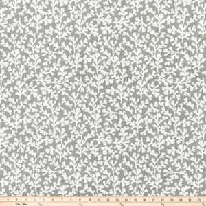 Sea Tumble Warm Stone Slub Canvas Fabric By Premier Prints