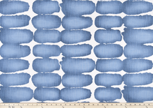 Shibori Dot Sky Slub Canvas Fabric By Premier Prints