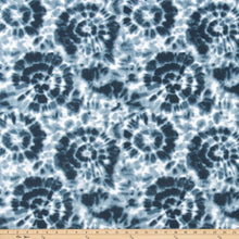 Spiral Peacoat Fabric By Premier Prints