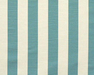 Stripe Coastal Blue Slub