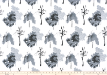 Sycamore Ink Fabric By Premier Prints