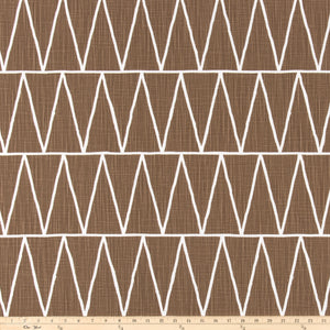 Terrain Topaz Slub Canvas Fabric By Premier Prints