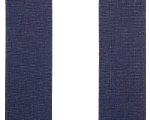 Picture of Vertical Blue Fabric