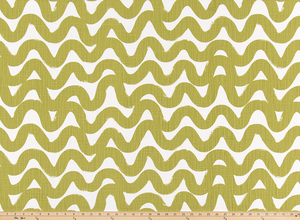 Wavy Pear Slub Linen Fabric By Premier Prints