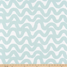 Wavy Snowy Slub Linen Fabric By Premier Prints
