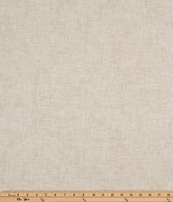 Light Tan Textured Solid Printed Fabric