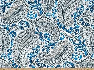 Outdoor Fabric - Shannon Oxford Cobalt