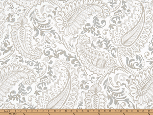Shannon Ecru Fabric By Premier Prints