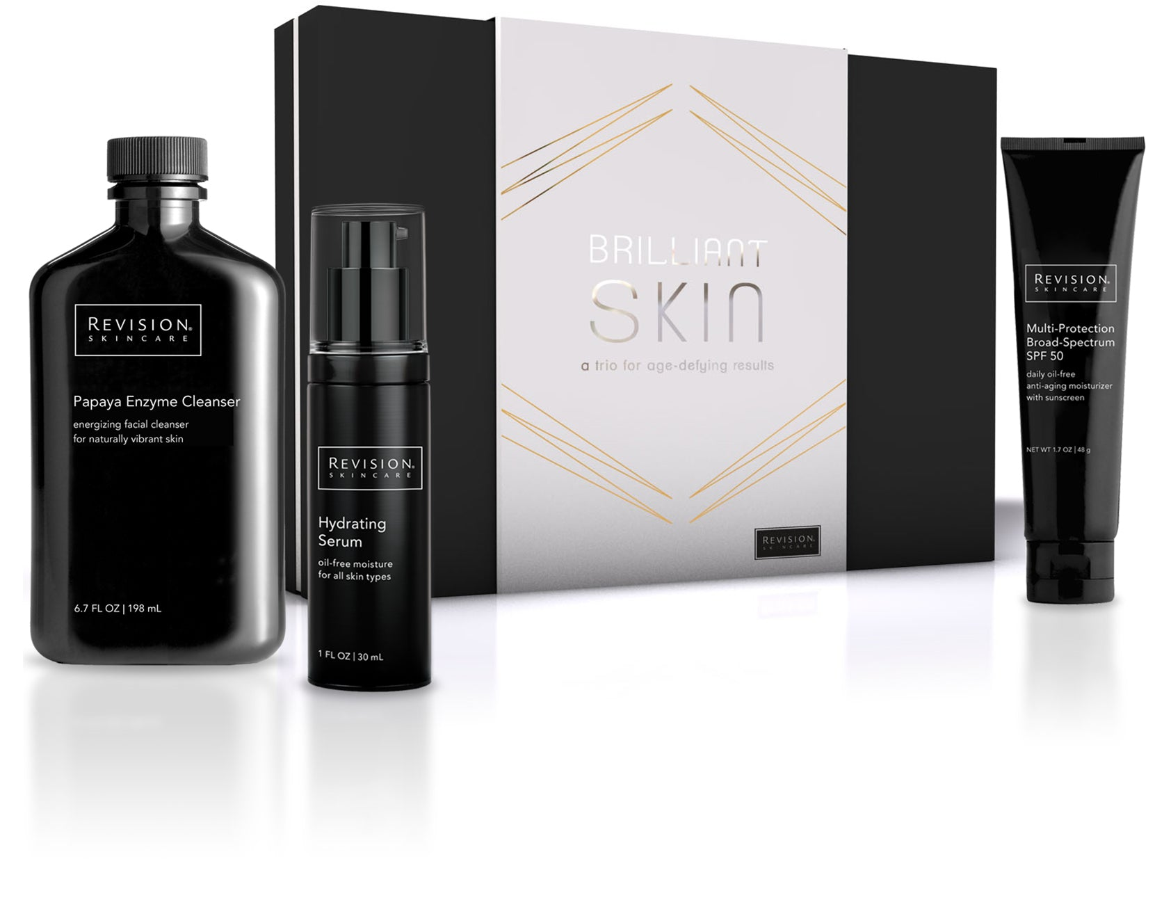 Brilliant Skin Gift Set