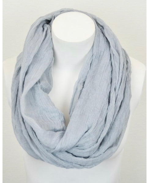 Infinity Scarf - Gray
