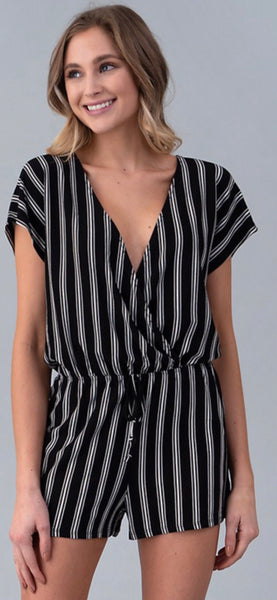 Those Stripes Romper