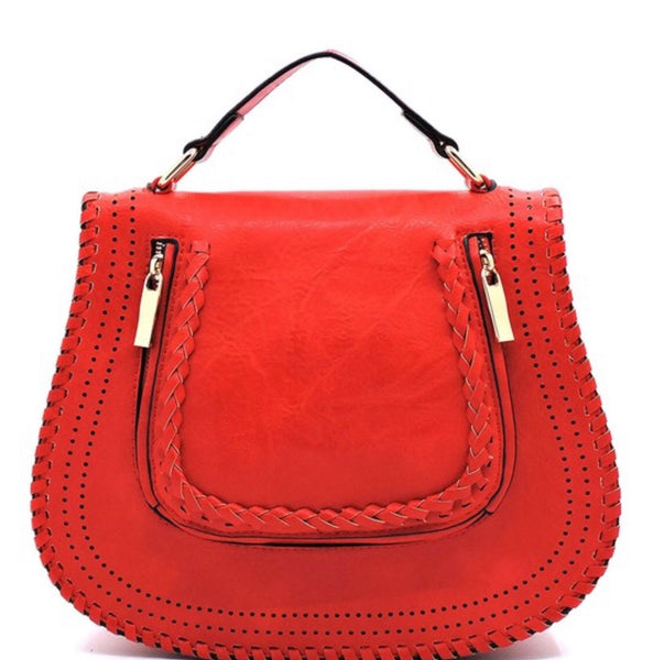 Everyday Crossbody - red