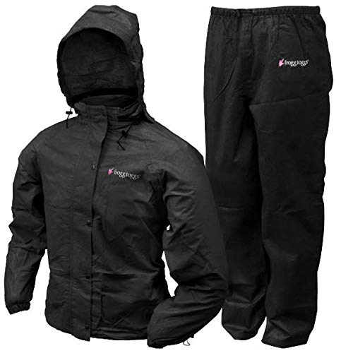 Frogg Toggs Women's Rain Suit Sport/All Purpose