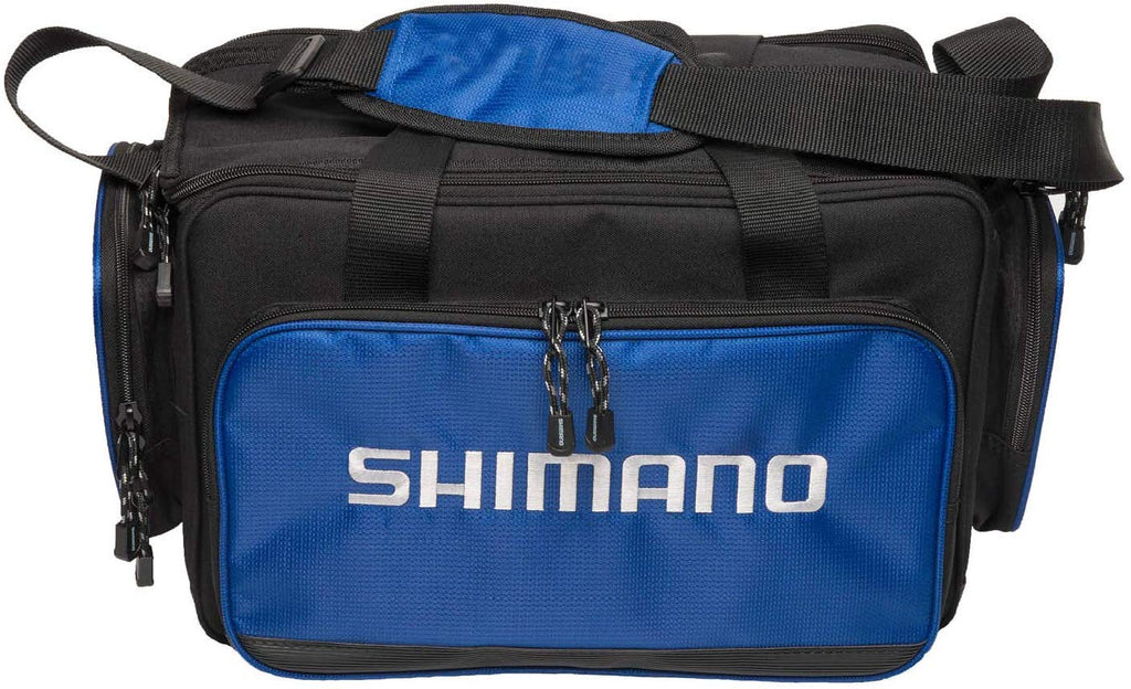 Shimano Baltica Tackle Bag - Navy Blue - Medium