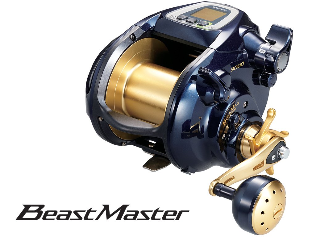Shimano Beast Master BM9000 Electric Reel Kite Swordfish Deep Drop New