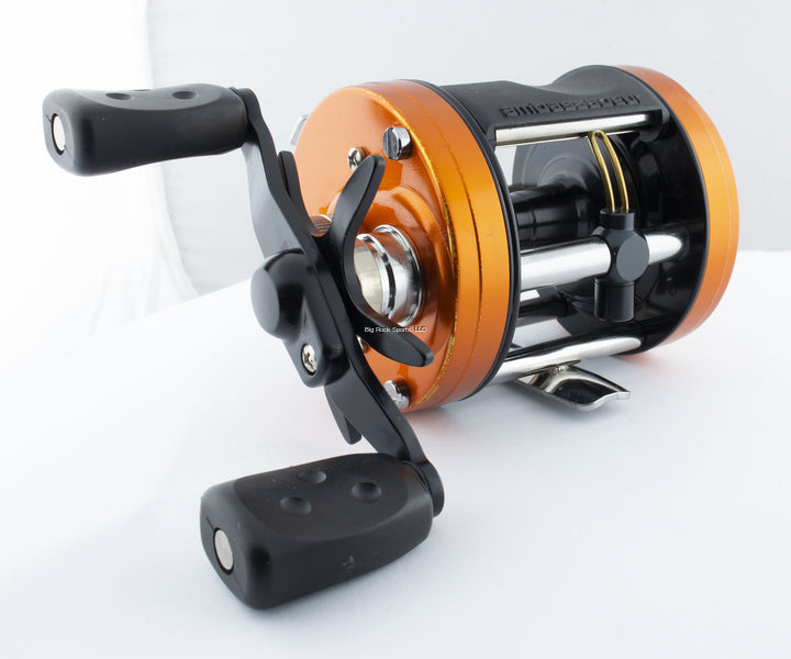 Abu Garcia C36500 Matte Orange BRS Exclusive C3 6500 Reel,in custom Matte Orange