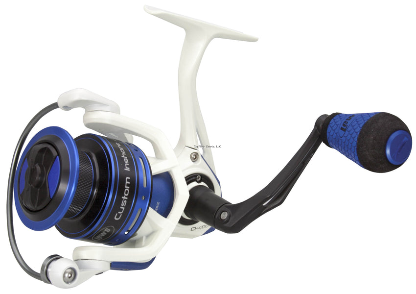 Lew's CI400 Custom Inshore Speed Spin Spinning Reel, 6.2:1