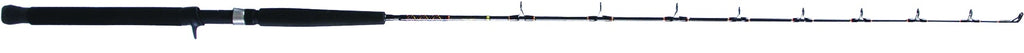 "Star Rods EXJC56H Aerial Jigging Conventional Rod, 5'6"" Hvy 40-80LB"