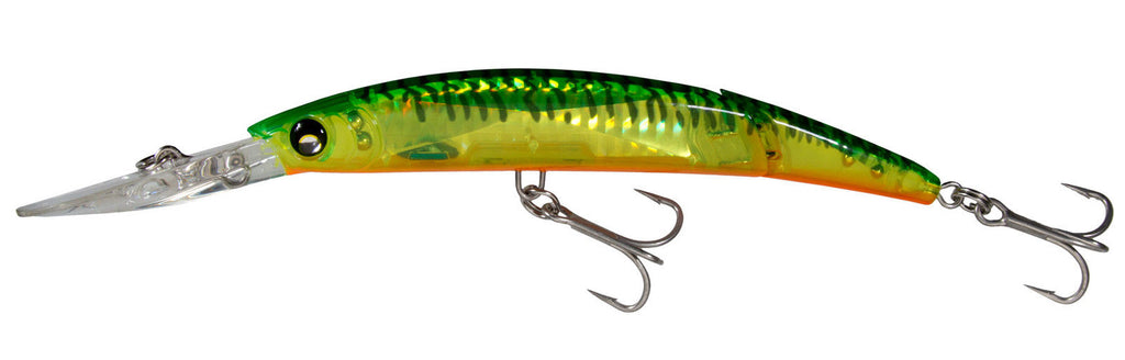 Yo-Zuri Crystal Minnow Jointed 3D Lure
