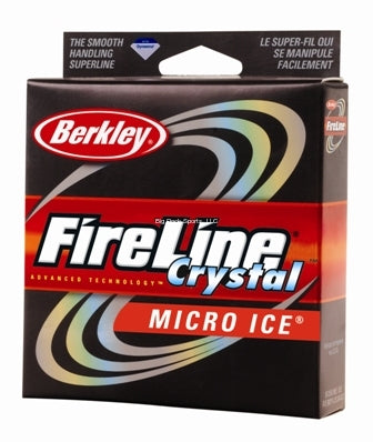 Berkley FireLine Micro Ice Braid Line
