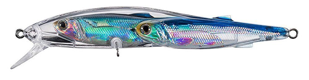 Live Target Koppers Saltwater Glass Minnow