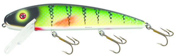 Musky Mania Jake Big Minnow Lure