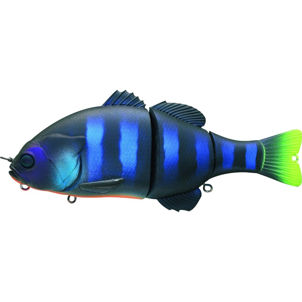 "Jackall Gantarel Jr. Segmented Swimbait, 5"", 1 1/2 oz (JGANTJR-SCG)"