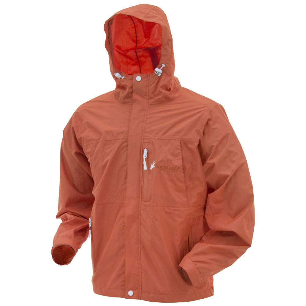 Frogg Toggs Women's Java Toadz 2.5 Jacket JT62530-36SM [Coral,Small]