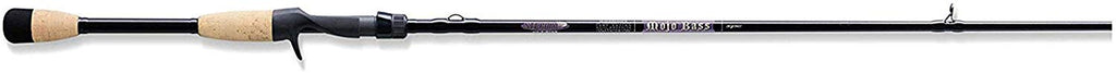 St.Croix MJC68MHF Mojo Bass 6'8'' MHF 1pc Casting Rod