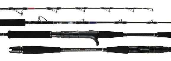 "Maxel Platinum 5'6"" Conventional Jigging Rod"