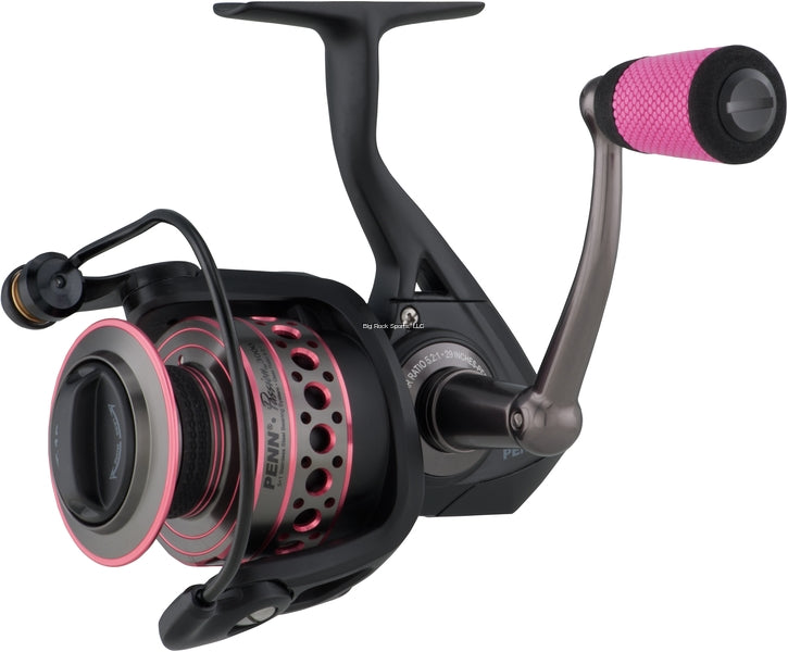 Penn PAS2500 Passion Lady's Spin Reel 2500 sz, Front Drag, 5BB + 1RB