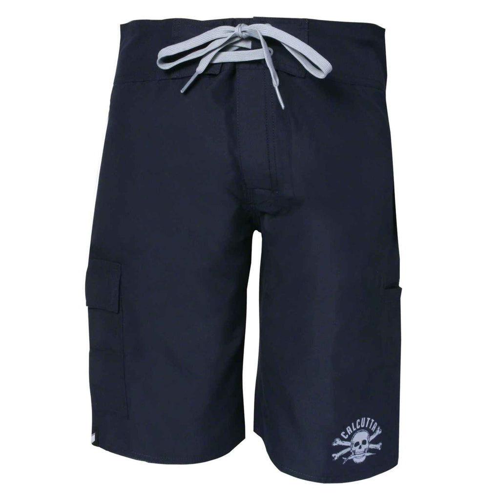 Calcutta Performance Board Short w/OSM Technology Navy