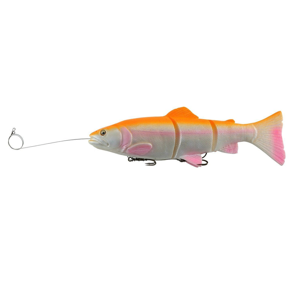 Savage Gear Pre-Rigged Line Thru 4D Trout